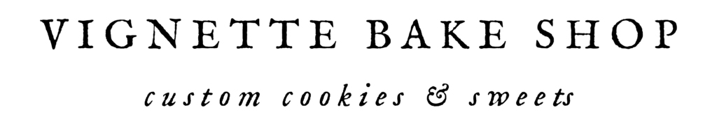 Vignette Bake Shop Logo