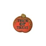 Trick or Treat Pumpkin Favor